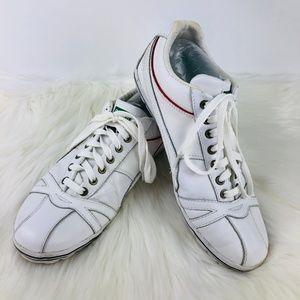 Puma Mens White TennisShoes Sneakers 726-S